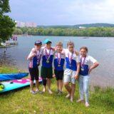 Kamencové jezero v Chomutově 5. a 6. června